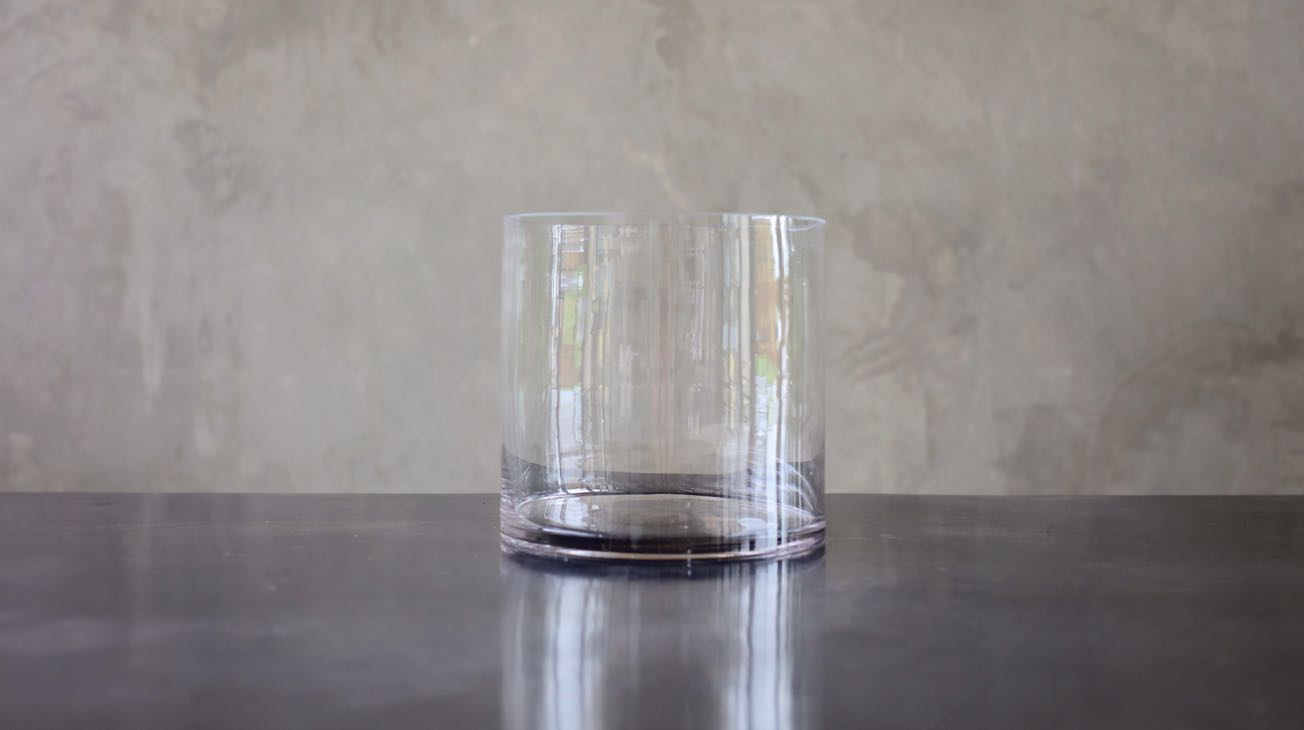 Hire Glass Hurricane Vase Luxury Decor
