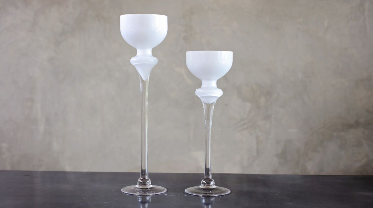 Hire Mia Stemmed Votive Luxury Decor