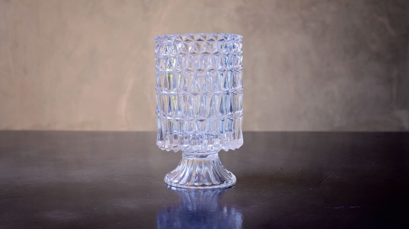 Hire Princess Crystal Votives Luxury Decor