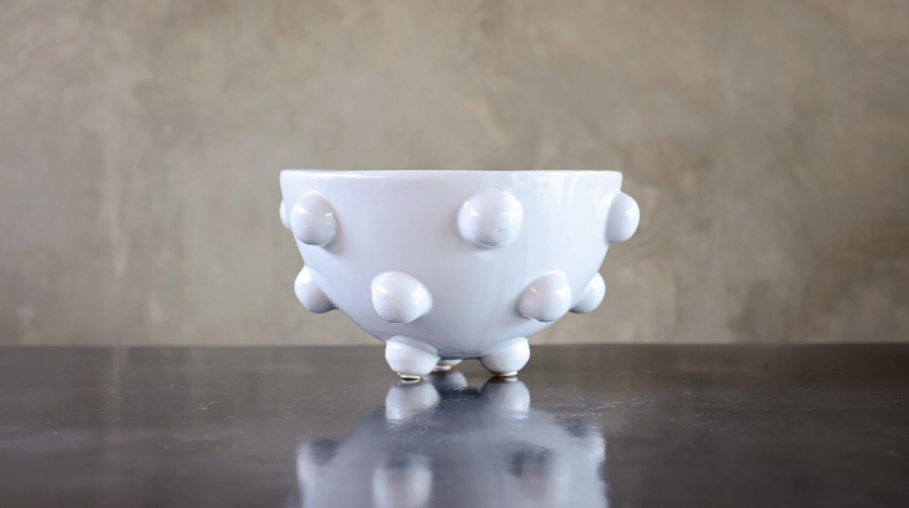 Hire White Kelley Bowl Luxury Decor