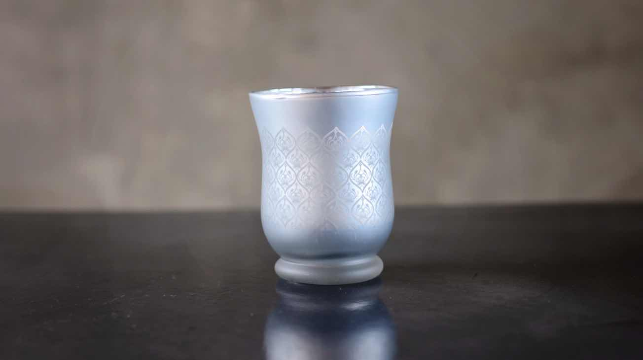 Hire Silver Votives Luxury Decor