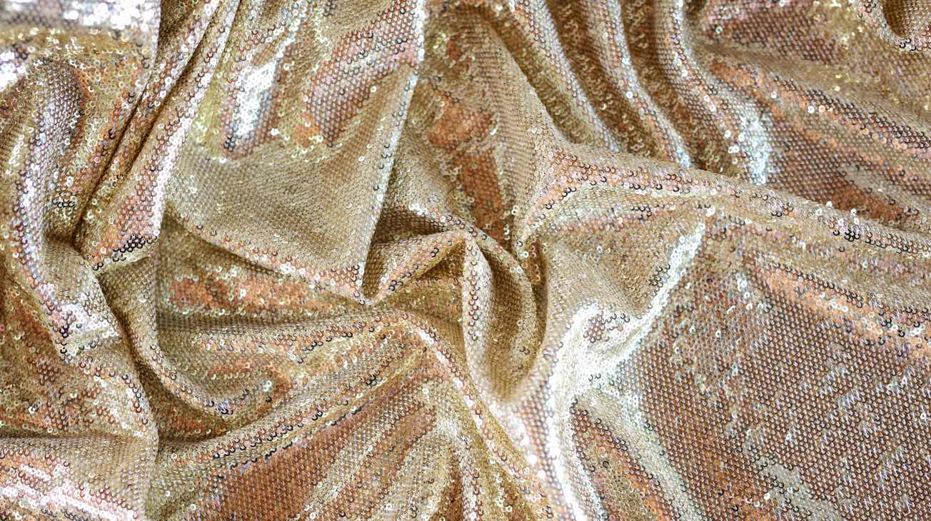 Hire Gold Sequin Table Cloth Luxury Decor